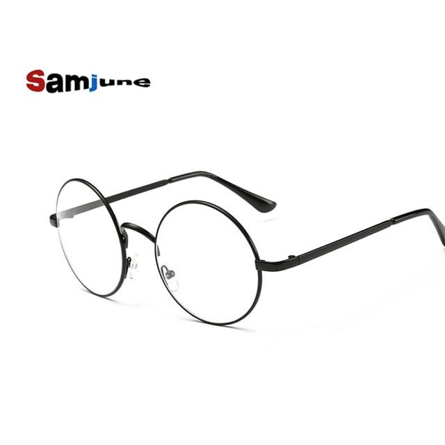 Samjune Vintage Round Harry Potter Glasses frame Female Brand ...
