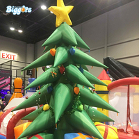 YARD Factory Inflatable Christmas Tree For Sale, Advertising Christmas Inflatable Tree