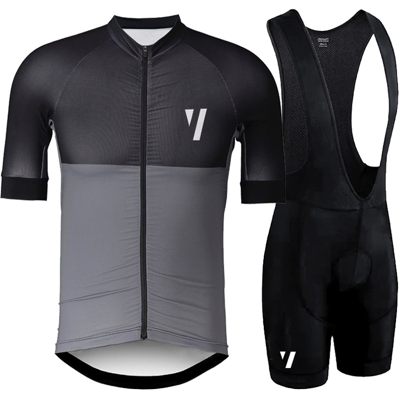 cycling jersey 2018 pro team short sleeve abbigliamento ciclismo estivo ropa ciclismo fietskleding wielrennen zomer heren set in Cycling Sets from Sports Entertainment