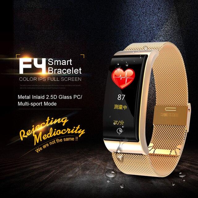 Women Wristband Blood Pressure Heart Rate Monitor 3