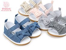 XINI MOMMY summer first walkers baby shoes girls crib infant girl newborn