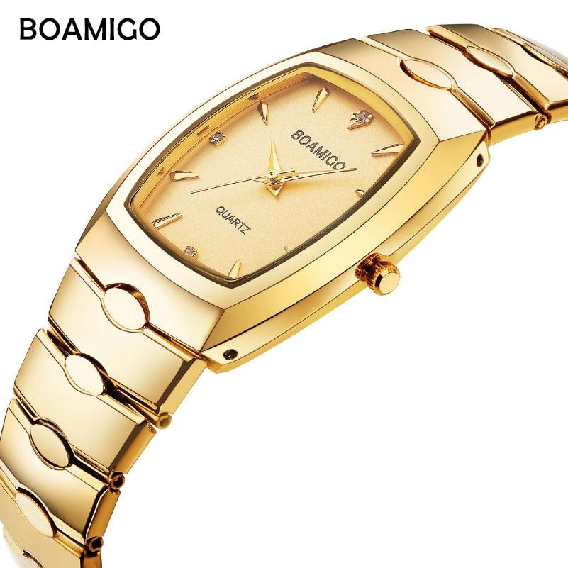 BOAMIGO ανδρών χαλαζία ρολόι πολυτελείας - Ανδρικά ρολόγια - Φωτογραφία 2