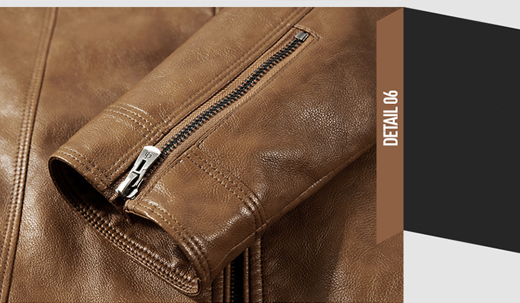 HTB15.agKbGYBuNjy0Foq6AiBFXaq DAVYDAISY 2019 High Quality PU Leather Jackets Men Autumn Solid Stand Collar Fashion Men Jacket Jaqueta Masculina 5XL DCT-245