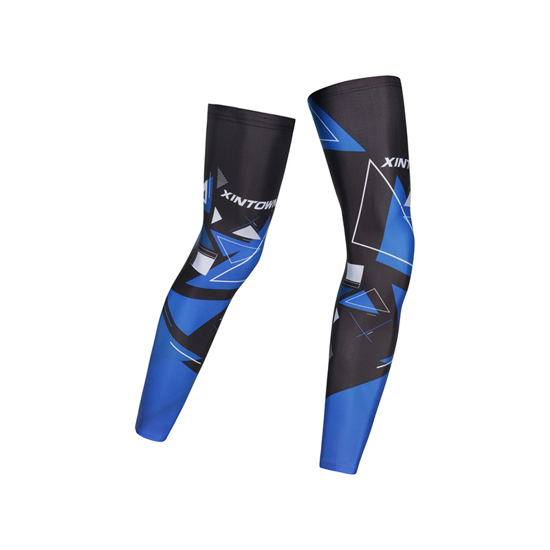 Cycling Bike Bicycle Sport Leg Warmer Guard Knee Running Covers Sleeve Windproof