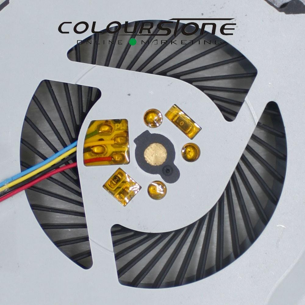 Brand New For Asus X751M fan 17.3 Series Cooling Fan CPU fan  (8)