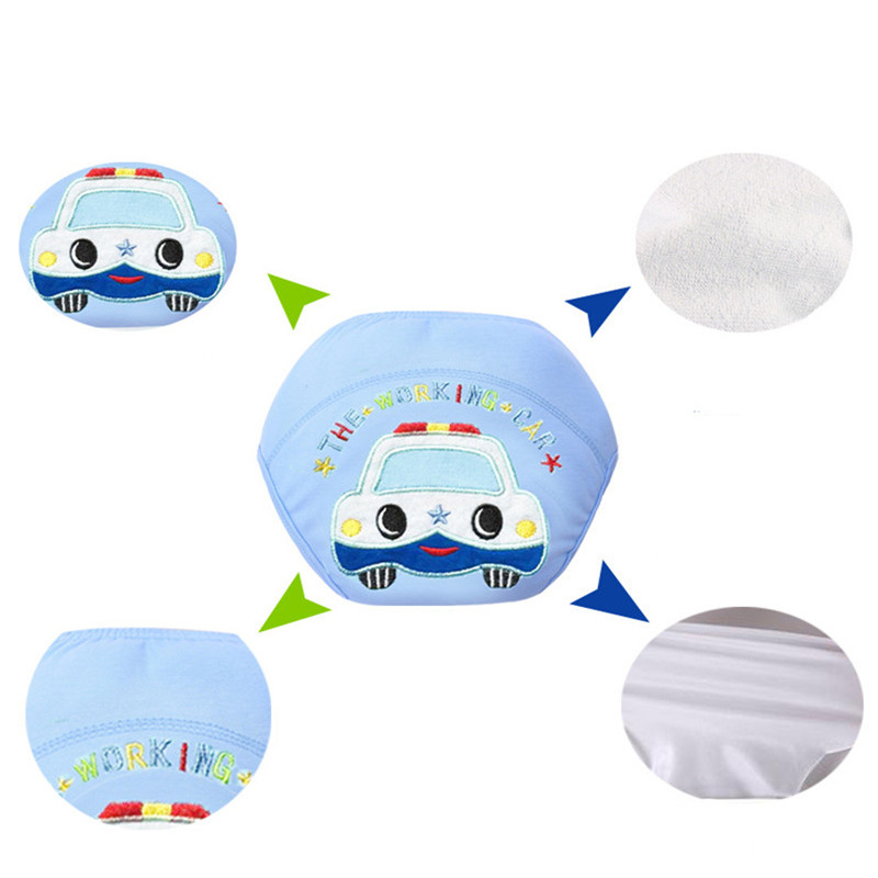 Baby Diapers Reusable Nappies Cloth Diaper Nappy Washable Toddler Girl Boys Baby Waterproof Cotton Potty Training