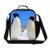Dispalang Aislado bolsa de almuerzo para la escuela de niñas de impresión pingüino lindo animal adultos trabajan contenedor almuerzo Térmica Bolsas de Alimentos a Pequeña