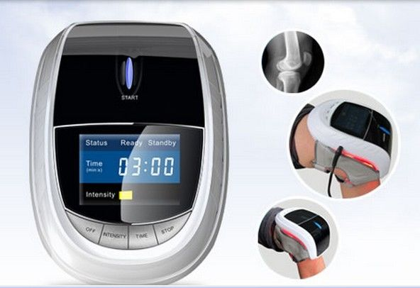 Knee Care Laser Massager Low level Laser therapy for knee joint LLLT knee pain relief massaging for arthritis knee health care laser therapy massager