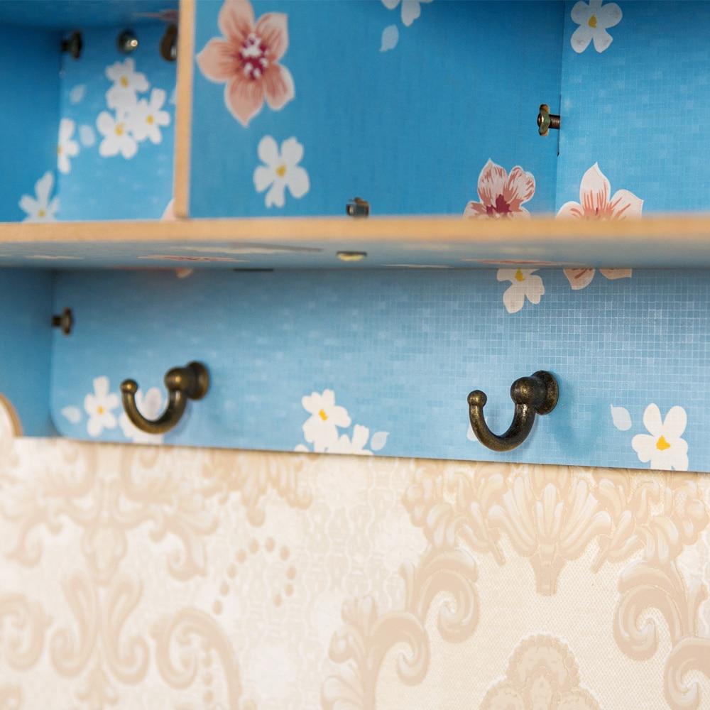 Aliexpress.com : Buy HECARE New Home Bathroom Wall Shelf Key Hook ...
