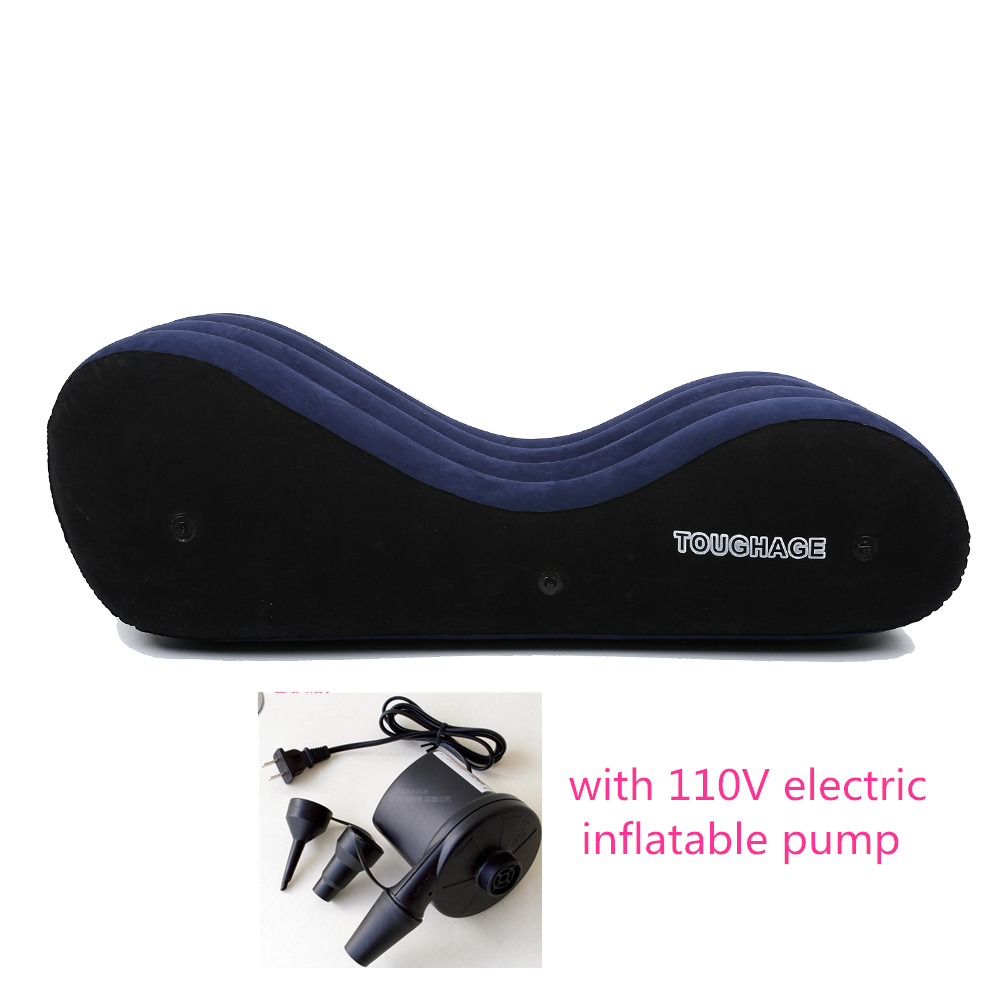 Toughage Knight Sex Pad Set With Electric Pump 110v 220v