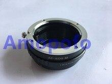 Amopofo AF-EOSM, Adaptador Para Sony Alpha/para Minolta AF lens para EOSM Câmera EFM