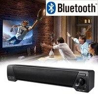 Hot TV SoundBar Home Theater Soundbar Wireless Bluetooth Speaker Portable Sound Bar Music Player Support FM