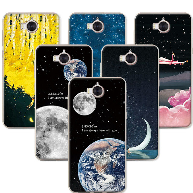 coque huawei y6 2017 silicone