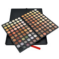 Fashion  88 Warm Color Fashion Eye Shadow Palette Profession Makeup Eyeshadow for party makeup/casual makeup/wedding makeup