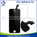 1 unids grado aaa pantalla lcd + touch asamblea digitalizador de pantalla para iphone 5 5s 5c reemplazo + herramienta