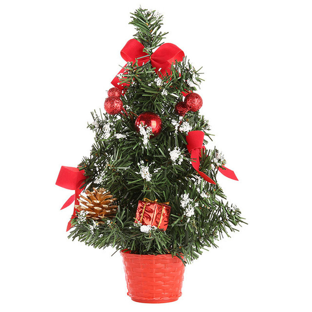 buy miniature christmas tree and get free shipping on aliexpresscom - Miniature Christmas Decorations