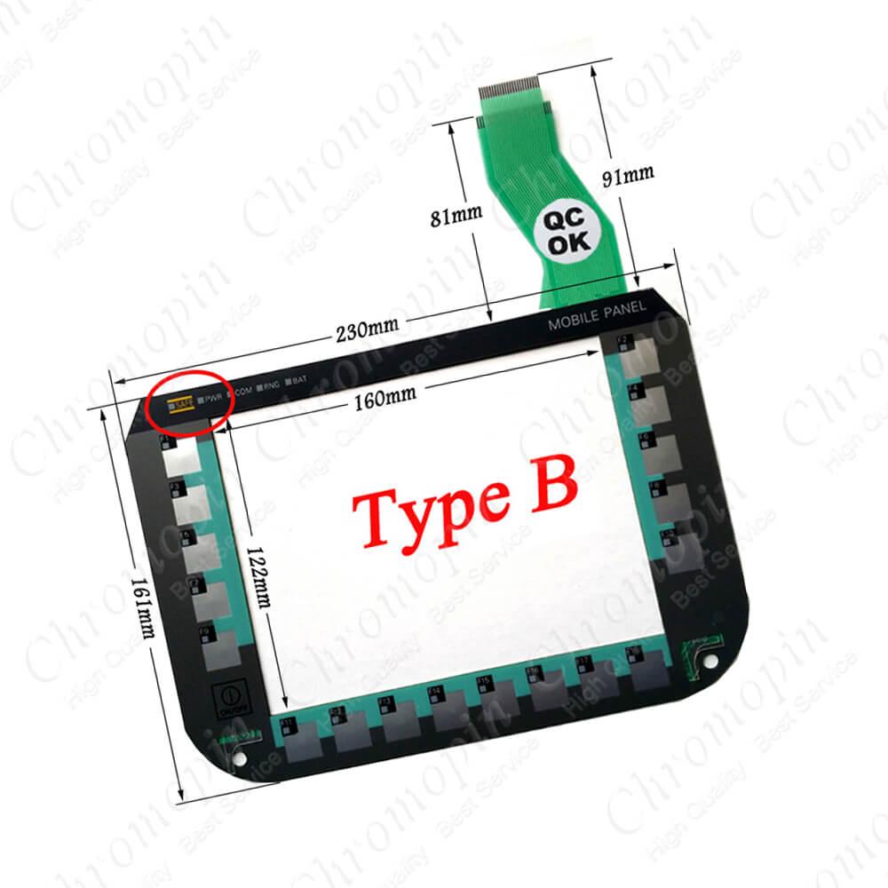 keyboard for 201DB005B 6AV6645-0DE01-0AX0