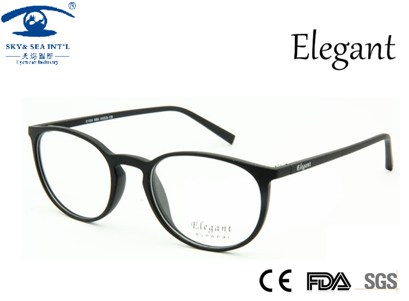 ⓪Computer Glasses Frame TR90 Lightweight Spectacle Frames Round ...
