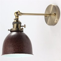 Retro Vintage E27 Modern Edison Light Bulb Lamp Cover Wall Lamp Sconce Lamp Shade Cafe Bar