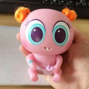 Image 3 - Novos brinquedos casimeritos ksimeritos juguetes ksimerito nerile neonate boneca com micro kit bebês acessórios 8 modelos diferentes