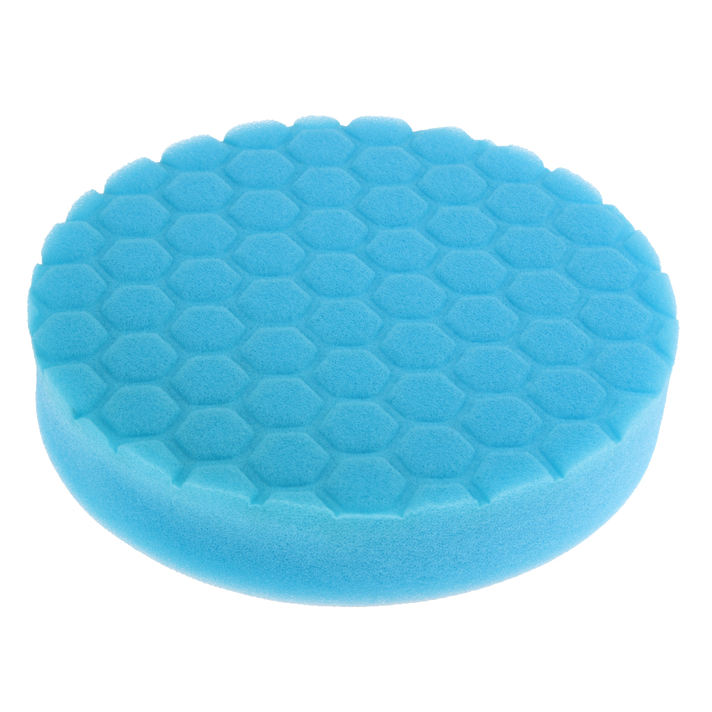 30 Pieces 6 inch Polishing Buffing Pad Designed Orbital Polishers Cleaner Pads for Car Polishing Waxing Defect Removal in Car Washer from Automobiles Motorcycles