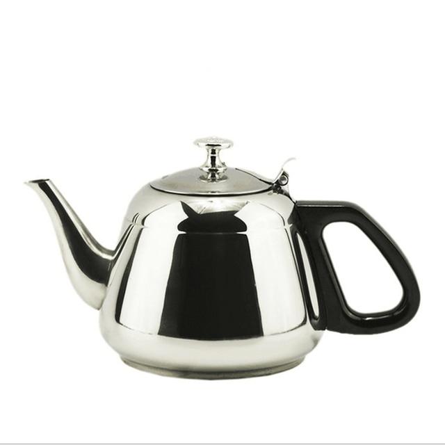 1.2L Heißer Verkauf Edelstahl Teekanne Kaffee Tropf Wasserkocher ...
