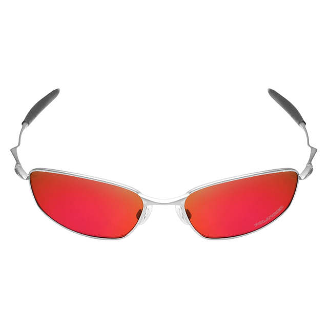 6be73a4e9eb1 Mryok+ POLARIZED Resist SeaWater Replacement Lenses for Oakley Whisker Fuel  Cell Sunglasses Fire Red-in Accessories from Apparel Accessories on ...