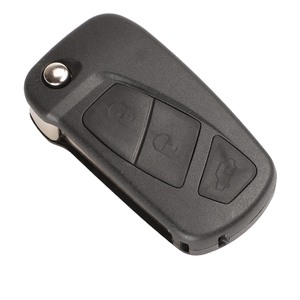 Image 3 - jingyuqin Flip Car Key Shell For Ford KA 3 Buttons Remote Folding KeyCase Key Fob Housing Case Holder Replacement