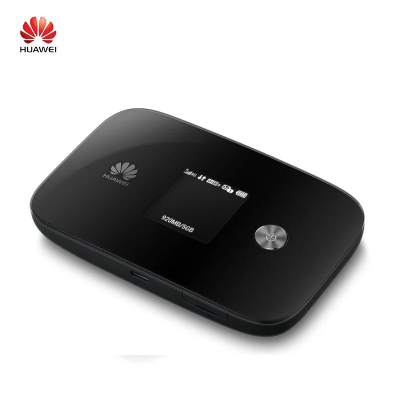 Huawei 300M Fastest 4G Modem Wireless E5786 300mbps 4g Lte Cat6 WiFi Router Plus 2pcs Antenna