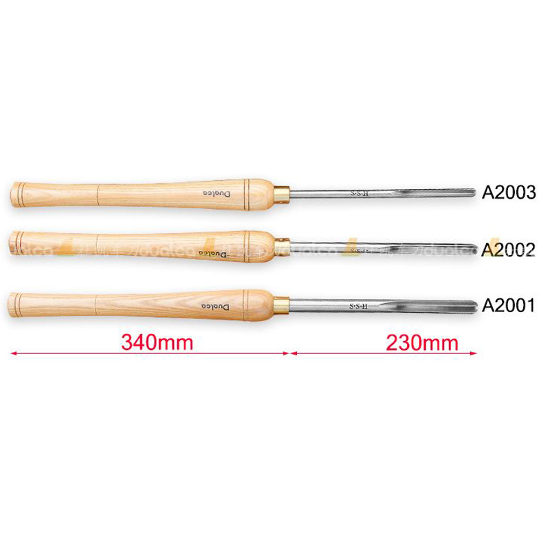 Tools : A2001 A2002 A2003 Bowl Gouge Set Wood Lathe Turning HSS Woodturning Woodworking Tool