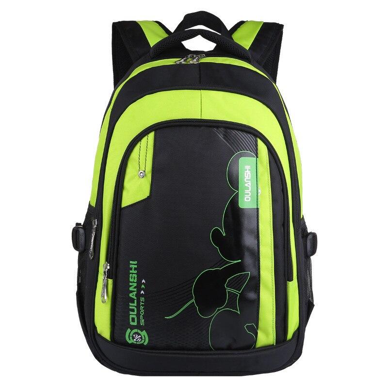 cf5d99032359 2017 new children school bags orthopedic school backpack for boys girls  waterproof school satchel kids schoolbag bookbag mochila-in School Bags  from Luggage ...
