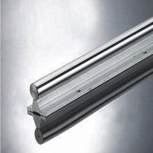 SBR16 линейной направляющей длина 1350 мм хромированный тушения жесткий руководство вал для ЧПУ
