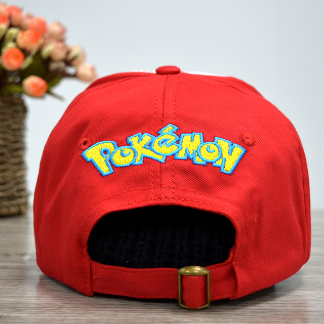 Pokemon Cotton Baseball Cap
