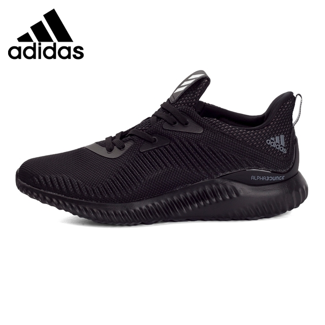 superior quality 1311e a94a9 Original New Arrival Adidas Alphabounce 1 M Mens Running Shoes Sneakers