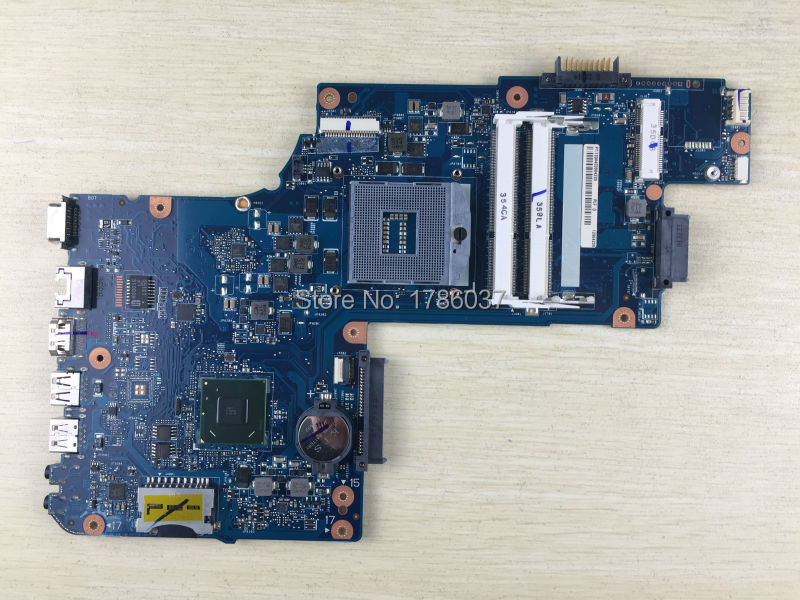 Free Shipping H000052590 for Toshiba Satellite C850 C855 L850 L855 Intel series motherboard,All functions 100% fully Tested !! free shipping for acer tmp453m nbv6z11001 ba50 rev2 0 motherboard hm77 tested