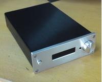 Aluminum Case + Upgrade PGA2311 Stero Remote Volume Controller
