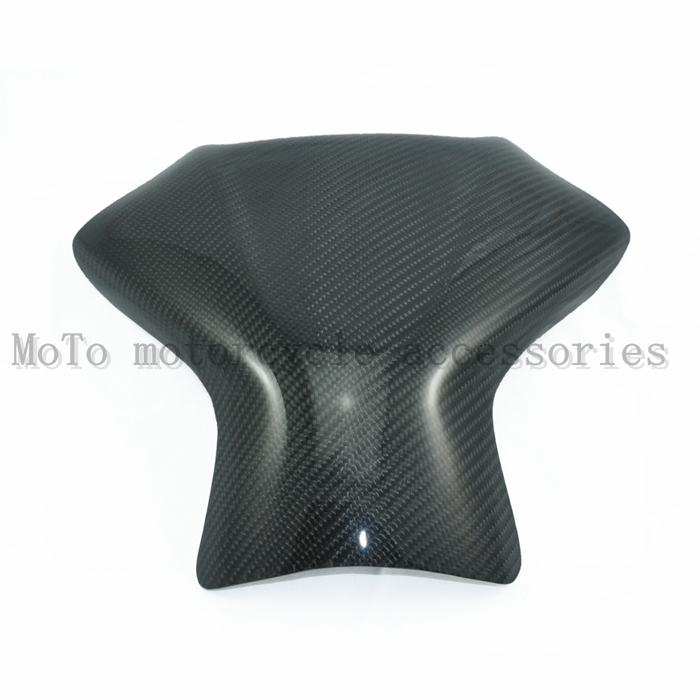 ФОТО Free shipping Brand New Motorcycle Carbon Fiber 3D Tank Pad Protector For Z1000 2007-2009 2008