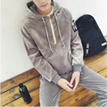 2016 Autumn Winter Casual Zipper Hooded Sweatshirts Men Tracksuit Set Long Sleeve Pullover Hoodie Moletons Masculino Esportes