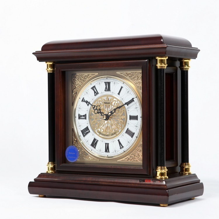 Seiko Movement Of High Grade Piano Paint Mute Chime Clock Sitting In Living  Room Clock Creative Musical Table Clock In Alarm Clocks From Home U0026 Garden  On ...