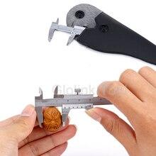 Мини штангенциркуль 70 мм из нержавеющей стали Закаленная Метрическая машина штангенциркуль толщиномер 0-70 мм