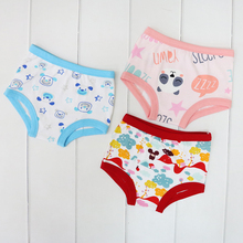 Little Q 0-3 years old baby panties 3 pieces/lot children underwear kids 100% cotton clothes boys and girls bottom 2019