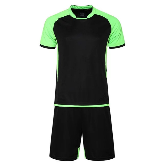 e8b2063a4 Kids survetement football 2018 jerseys sports kit youth soccer set jersey  tennis shirts shorts maillot de foot print customized