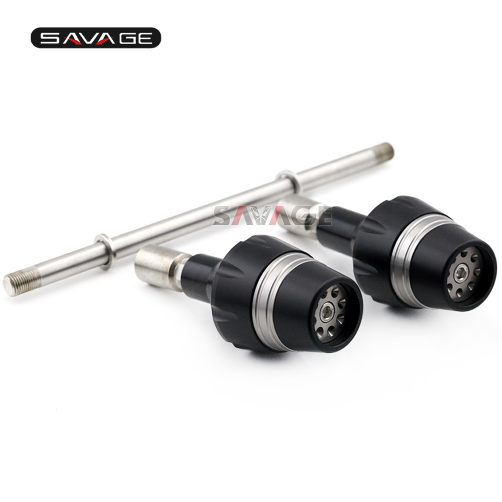 Frame Slider Crash Protector For DUCATI Monster 1000/1100/S/EVO DIAVEL/CARBON Motorcycle Bobbins Falling Protection