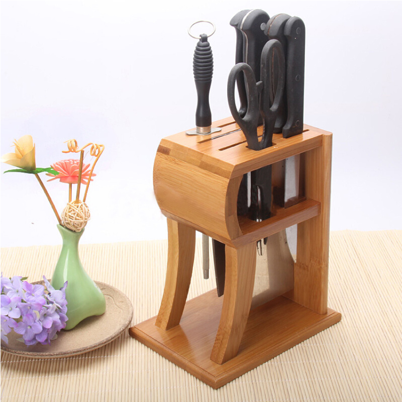 1 Pcs The New Multi-function R Knife Stand Kitchen Is Equipped With A Knife Seat And A Kitchen Appliance
