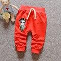 2016 Осень новый горячий продавать хлопок моды детские брюки 0-2 лет baby boy брюки новорожденных девочек брюки дети брюки