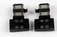 Original DVP 730 Fusion Splicer Single 3 in 1 Fiber Holder 1pair