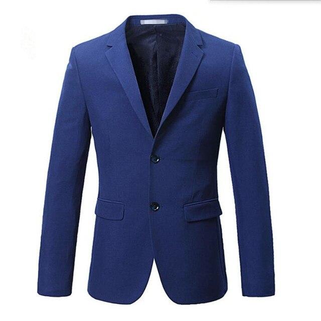 Просто мода мужские костюмы куртка пользовательские Смокинг Свадебные костюмы Мужские куртки хорошее качество формальный деловой Костюм Куртка