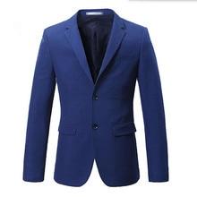 Simple fashion men suits jacket custom Tuxedo Wedding Men suits jacket good quality formal business Suit Jacket