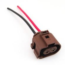 READXT 12 & 6 Torx Rear Parking Handbrake Brake Caliper Servo Motor Connection Plug Cables For A6 C6 4F0 998 281B 4F0998281B