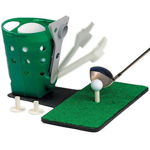 Motor-less Machine for playing Golf golf ball mini teeing machine Golf ball Dispenser golf putting mat mini golf putting trainer with automatic ball return indoor artificial grass carpet